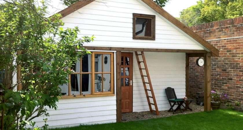 Custom Made Garden Buildings Built Your
