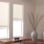 Custom Vinyl Roller Shade Window Blinds Ship