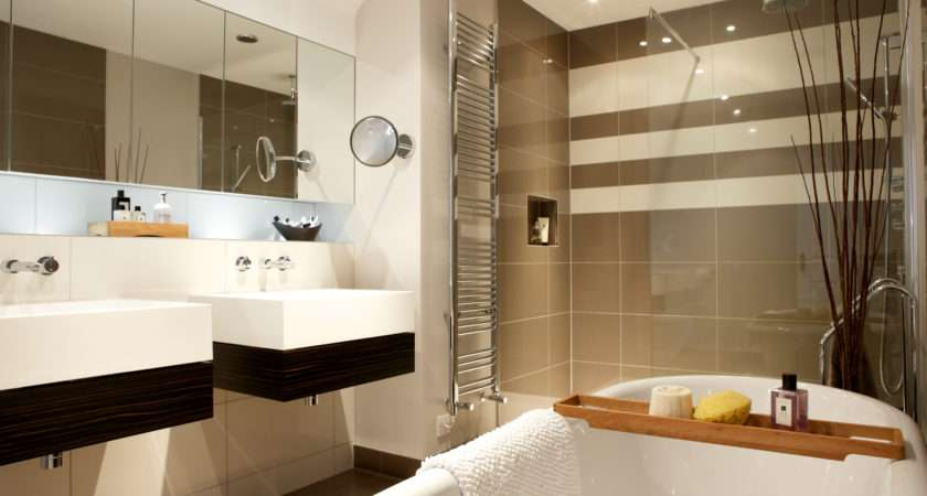 Cute Bathroom Interior Design