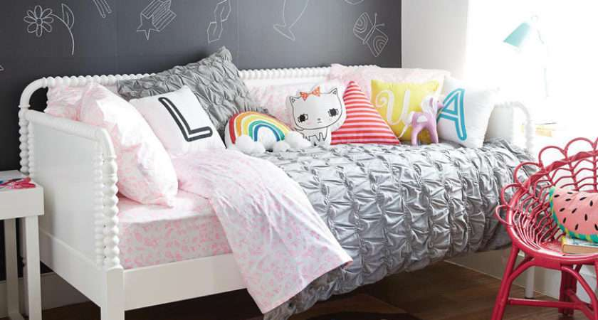 Cute Bedroom Decorating Ideas Modern Girls Contemporist