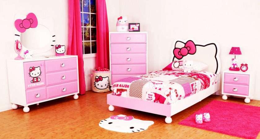 Cute Girls Kids Bedroom Design Ideas Furniture