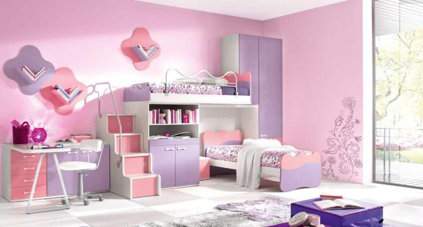 Cute Girls Room Design Ideas