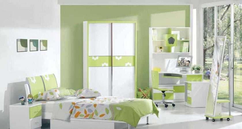 Cute Kids Bedroom Design