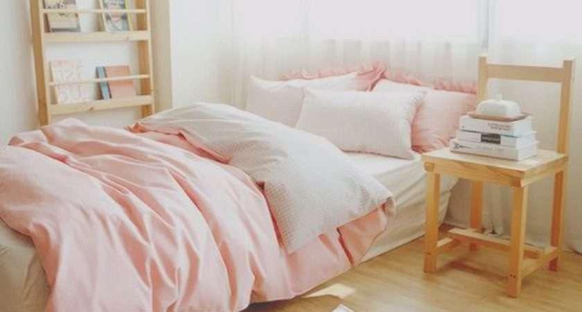 Cute Pastel Pink Bedroom Ideas