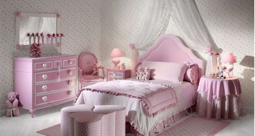 Cute Pink Teen Girls Rooms Interior Design Stylish
