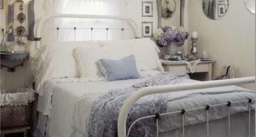 Cute Simple Shabby Chic Bedroom Decorating Ideas