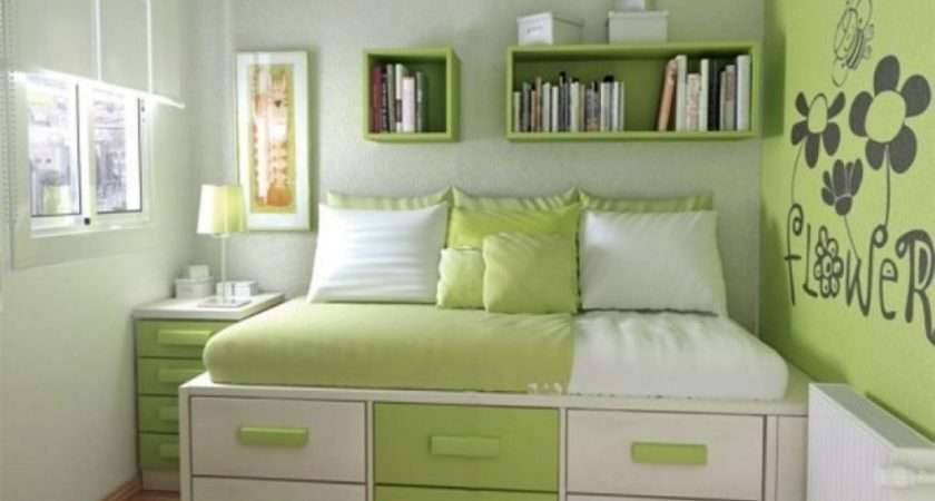 Cute Small Bedroom Decorating Ideas
