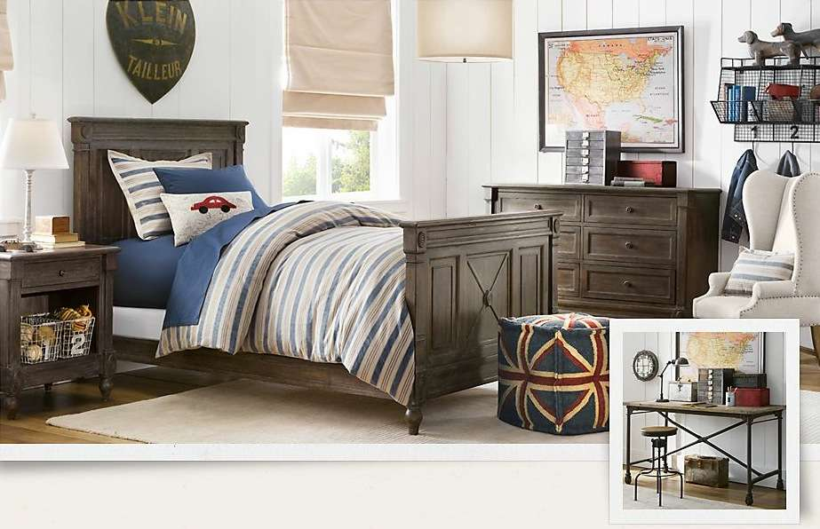 Cute Traditional Boys Room Design Ideas Cool