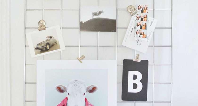 Cute Ways Hang Art Without Frames True Bliss Designs