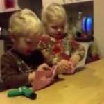 Dad Gives His Kids Deliberately Terrible Christmas Presents Their