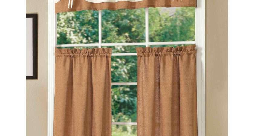 Dainty Home Kitchen Sunrise Curtain Set Reviews Wayfair