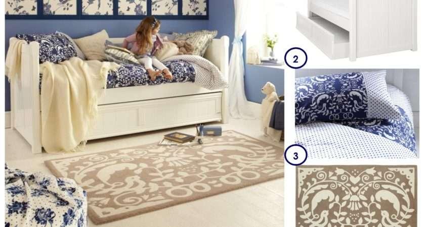 Damask Tween Girl Bedroom Decor Nest Designs