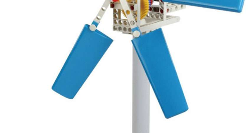 Dans Information Build Windmill Model
