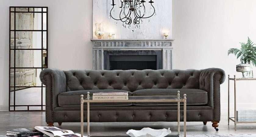 Dark Grey Velvet Sofa Home Design Forbidden Facts