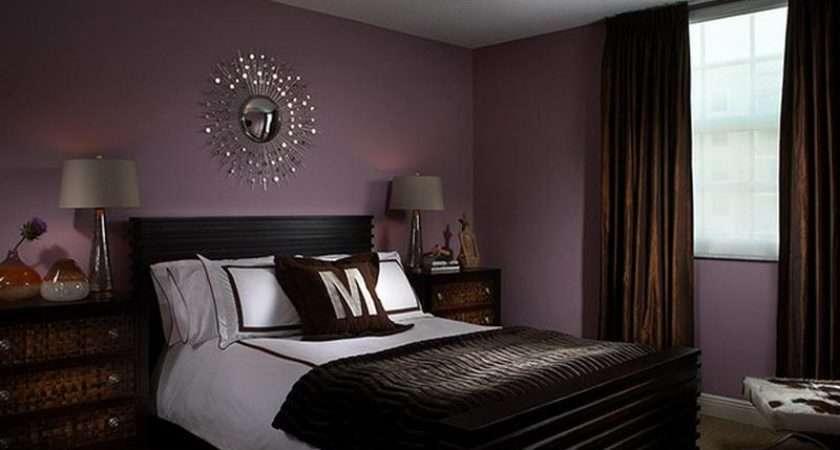 Dark Purple Room Paint