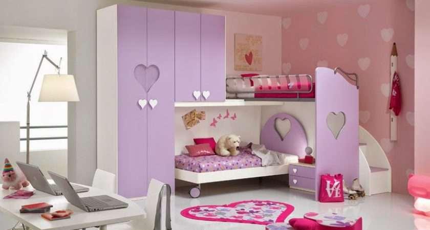 Dashingamrit Cute Girly Bedrooms Designs Ideas