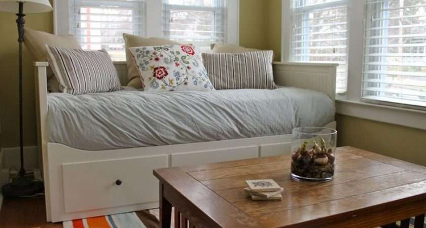 Daybed Living Room Wish Pinterest