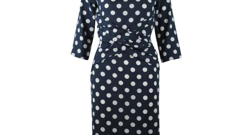 Debenhams Spotty Polka Dot Dress Dresses Highstreet Outlet