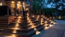 Deck Lighting Ideas Get Romantic Warm Cozy