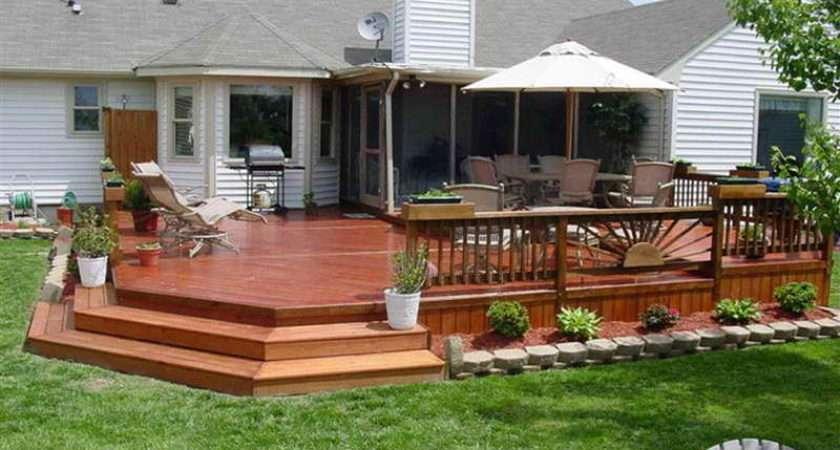 Deck Plans Garden Design Find Right House