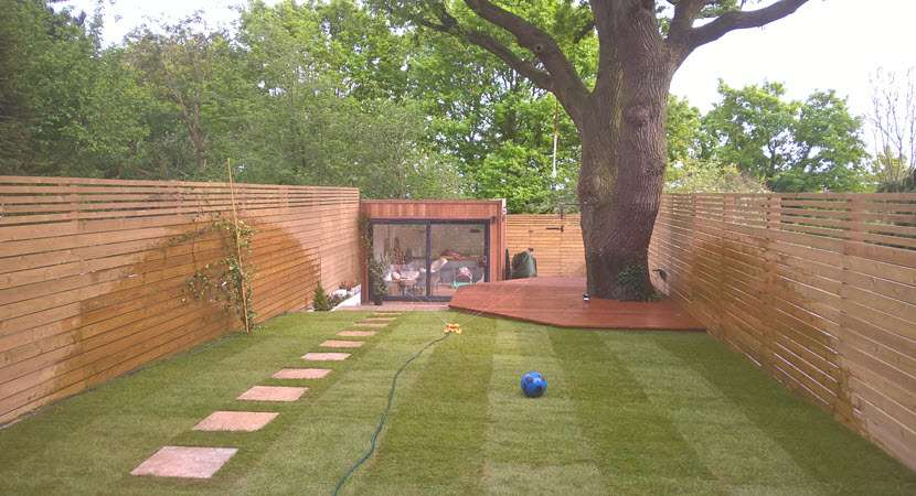 Decking Design Fencing Landscape Gardening