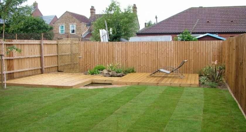 Decking Garden Design Ideas Amusing Deck