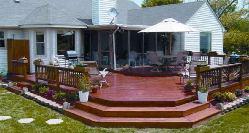 Decks Lowes Deck Designer Trex