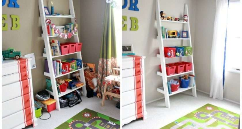 Decluttering Kids Room Just Girl Her Blog