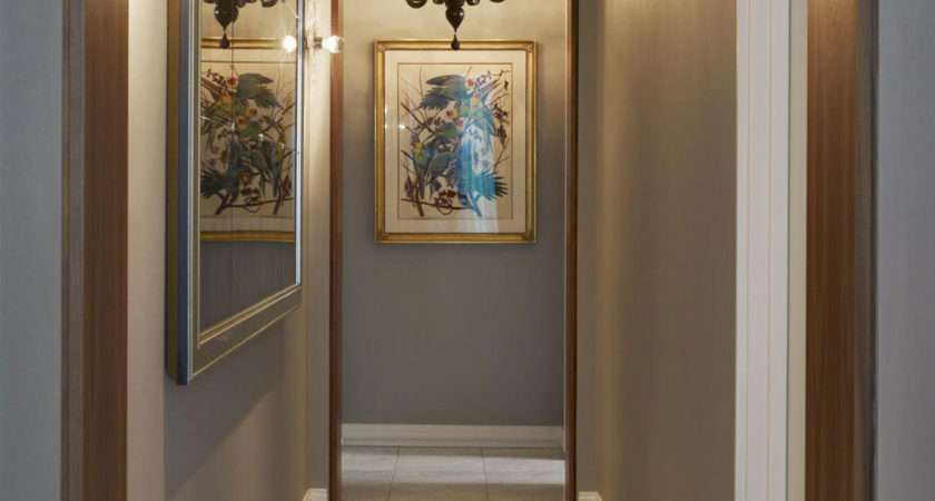 Decor Awesome Decorating Hallway Small Home Decoration