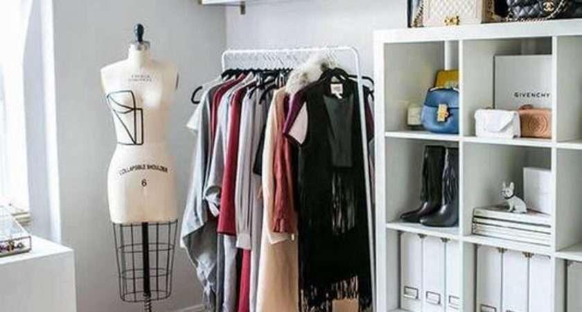 Decor Bedroom Closets Create One Yourself
