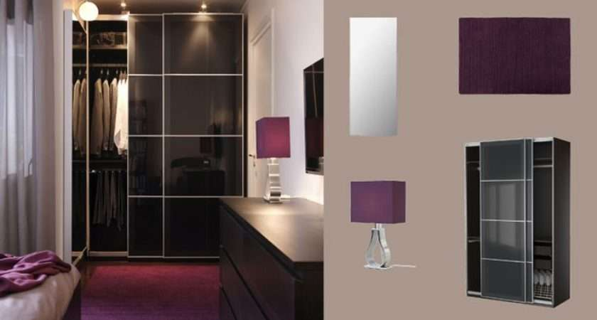 Decor Bedroom Inspiration Ikea Closet Options