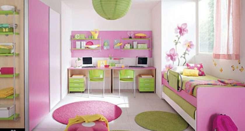 Decor Cute Room Ideas Teenage Girl Painting Design Idea