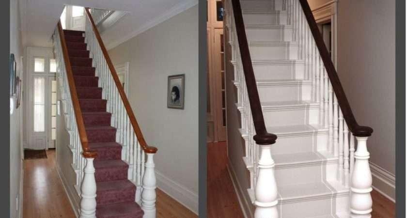 Decor Diy Pinterest Stairs Painted Stairways