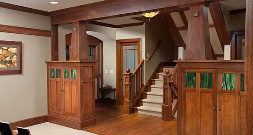 Decor Ideas Craftsman Style Homes