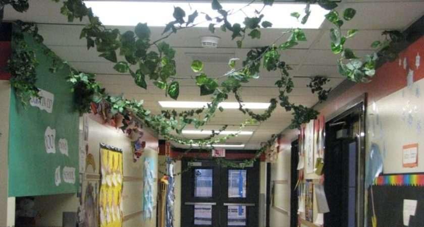 Decor Style Decorating Ideas Hallway School Classroom