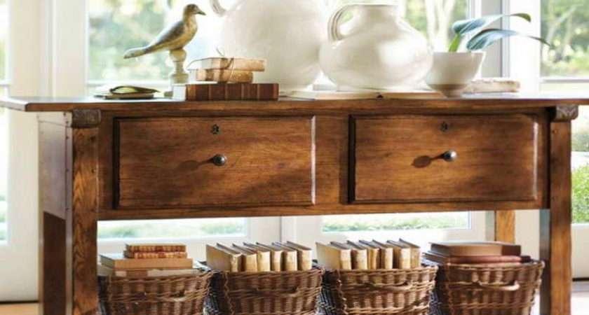 Decorate Console Table Home Interior Design