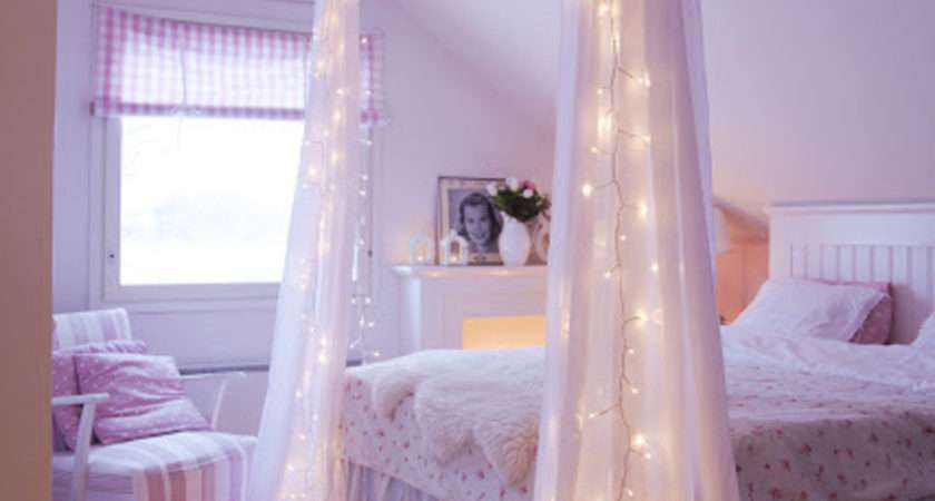 Decorate Fairy Lights