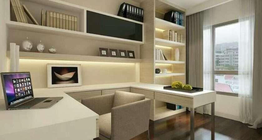 Decorate Furnish Small Study Room