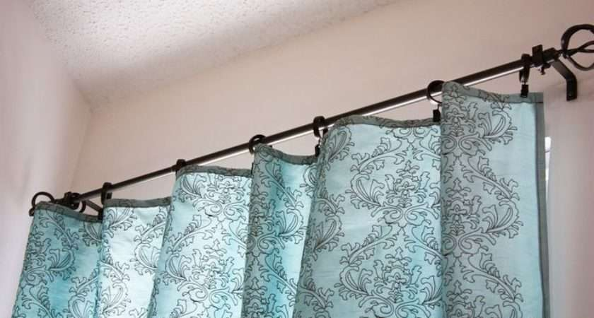 Decorate Home Part Simple Curtains Make Love