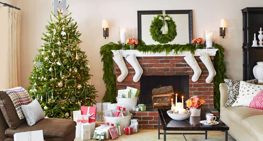 Decorate House Christmas Your Decorating
