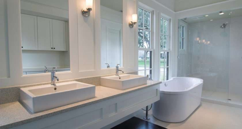Decorate Modern Bathroom Design Home