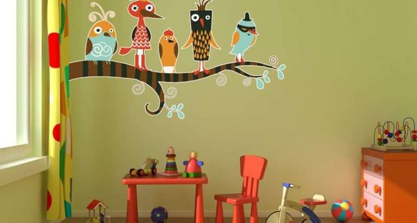 Decorate Safe Childish Kids Room Lovecozyhome