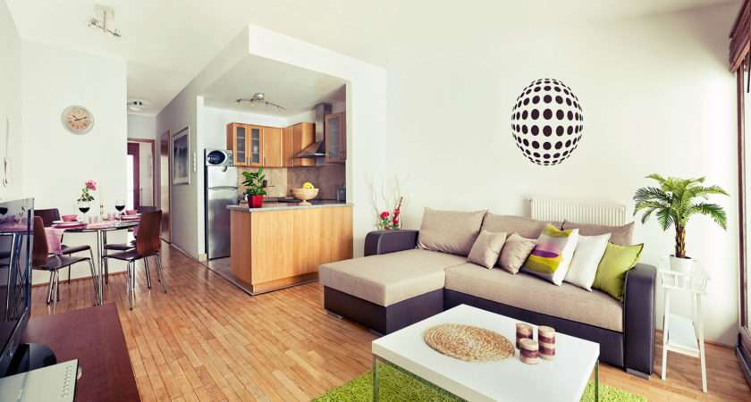 Decorate Two Room Apartment Theydesign