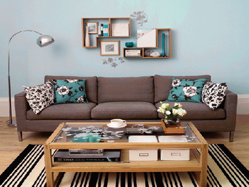 Decorate Your Living Room Walls Ideas