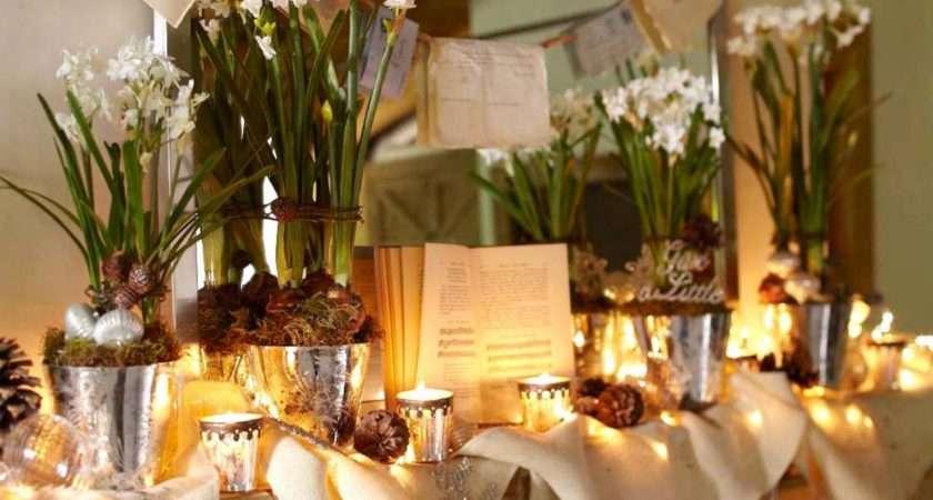Decorate Your Mantel Winter Interior Design Styles Color