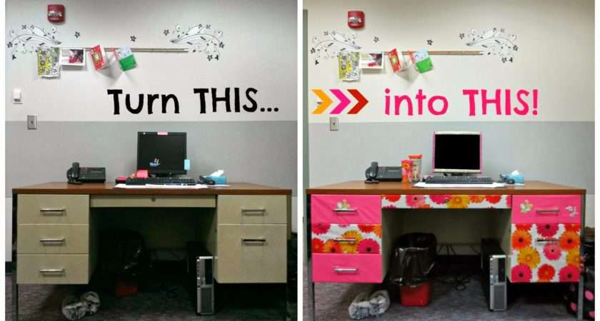 Decorate Your Office Space Post Featured Two Parts