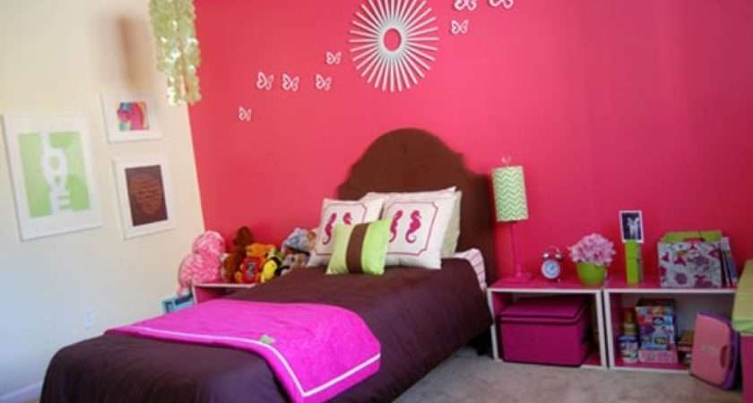 Decorating Bedroom Ideas Decor Girls