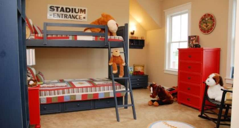 Decorating Boys Bedrooms Abode