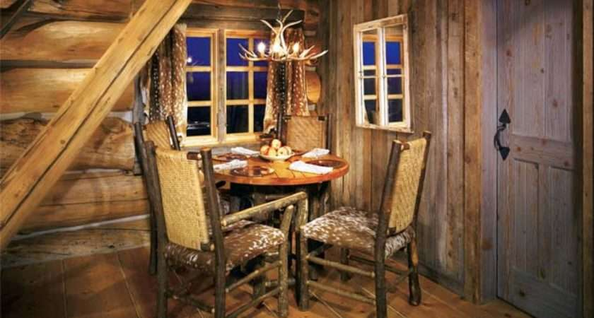 Decorating Ideas Cabin Theme