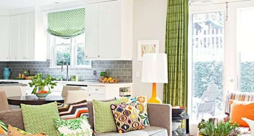 Decorating Ideas Friendly Living Room